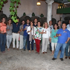 Grupo Cata vinos Cruz Vieja en Sherry week