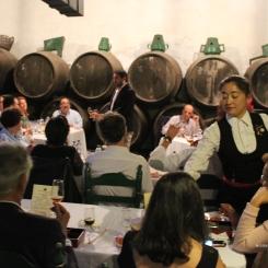 Maridaje vinos Cruz Vieja y tapas de Japón