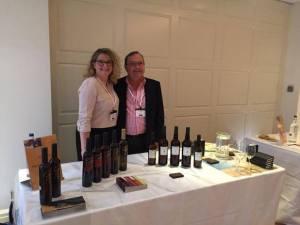 Helen Highley y Stuart Mather de Sherry Boutique